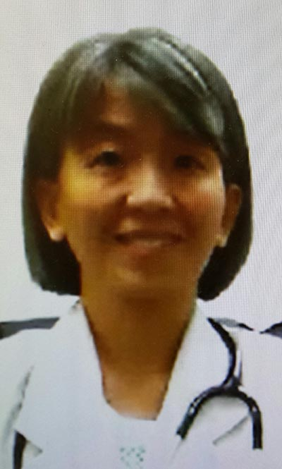 Dr Crystal Zhao