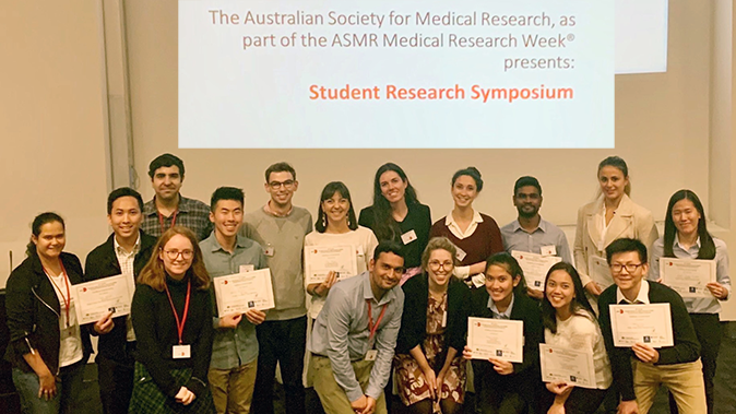 Student Research Symposioum 2019