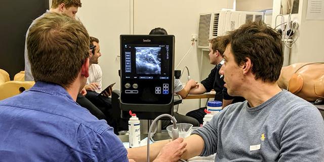Ultrasound-Guided PVA