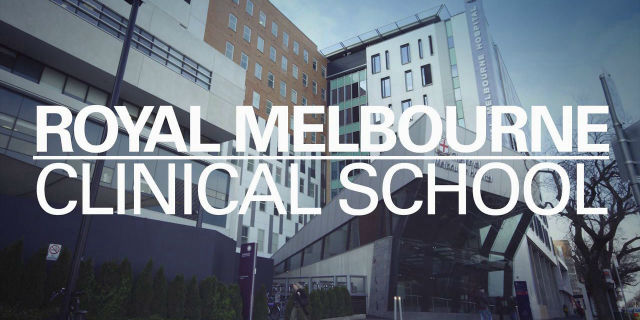 Royal Melbourne Clinical School