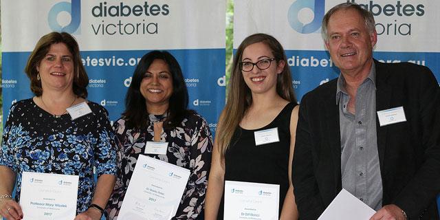 Diabetes researchers