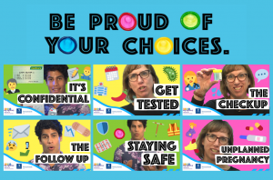 Be Proud video images