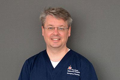 Dr Martin Dutch