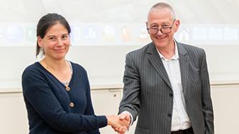 Carmen Van Tiggel and Paul Cohen