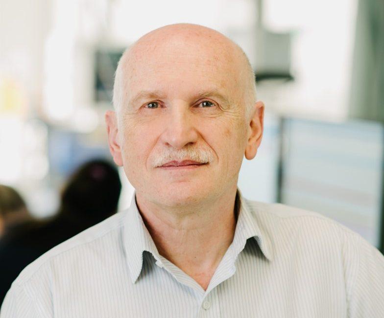 Professor Rinaldo Bellomo