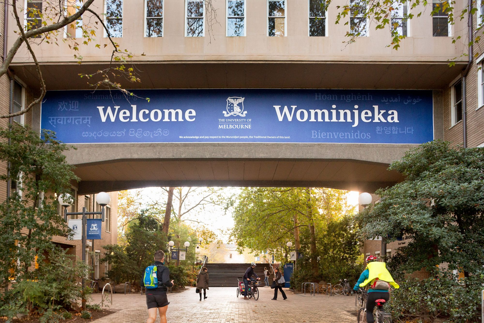 Welcome wominjeka