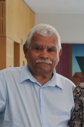 Terry Donovan is a valued member of the Let's CHAT Dementia Indigenous Reference Group