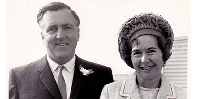 photo of Ida and Michael Benson