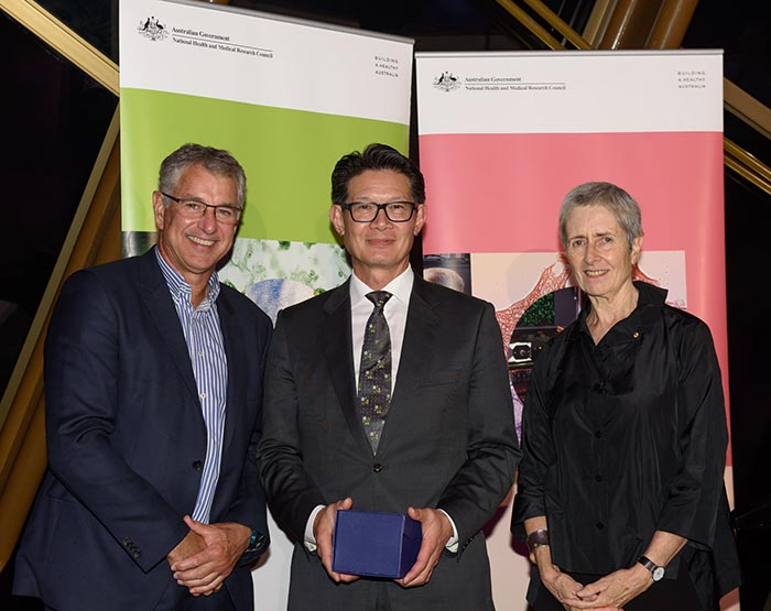 Professor Peter Choong NHMRC award