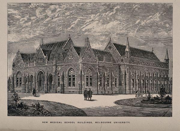 Medical School historic building