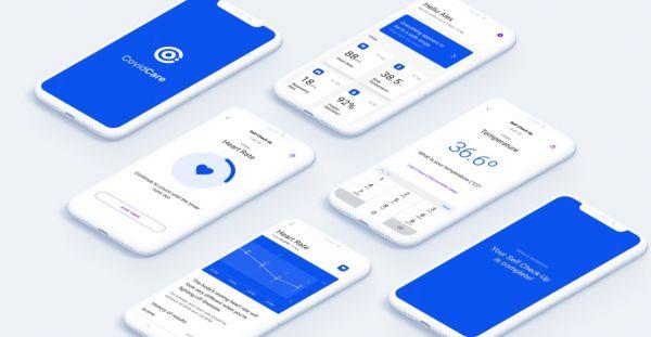 COVID-Care app