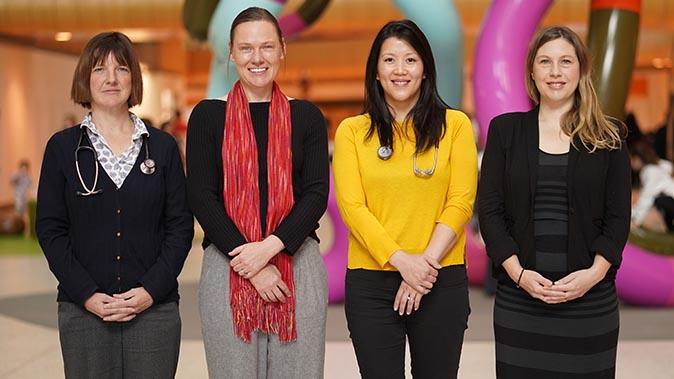 Outstanding women 2019