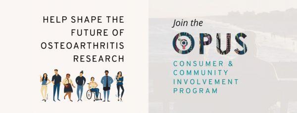 OPUS Consumer Community Engagement