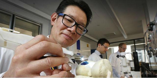 Prof Peter Choong-3D printer pen
