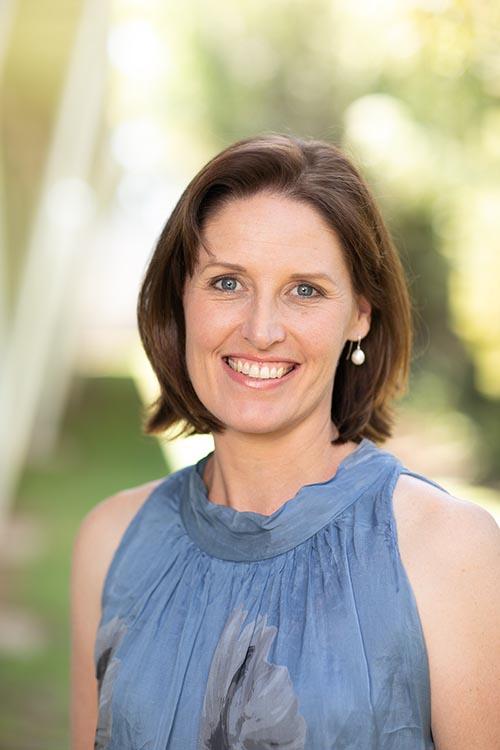 Dr Olivia Mitchell