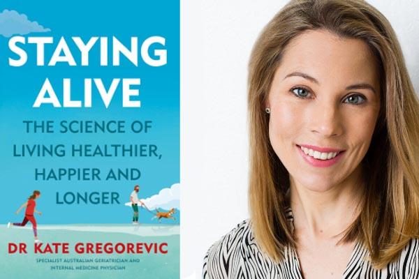 Dr Kate Gregorevic