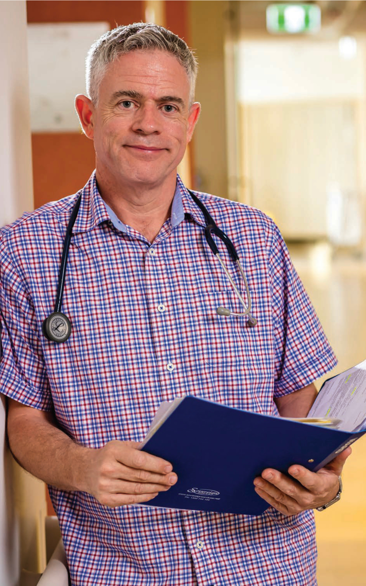 Dr. Edward Strivens, Clinical Director and Regional Geriatrician, Cairns and Hinterland Hospital and Health Service